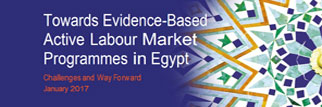Analysis of Active Labor Market Policies (Egypt)